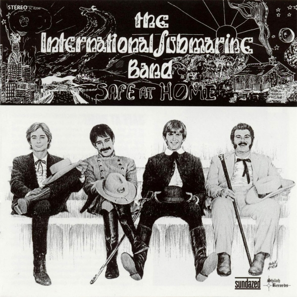 The International Submarine Band Safe at Home cover art