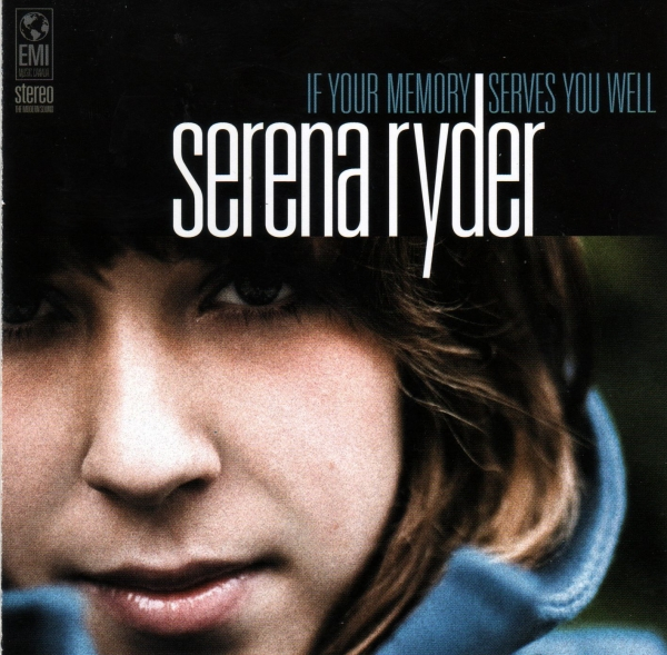 Serena Ryder If Your Memory Serves You Well Cover Art