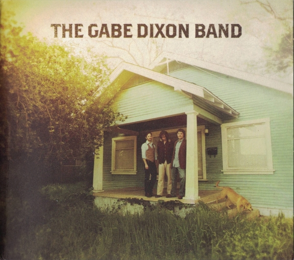 Gabe Dixon Band The Gabe Dixon Band cover art