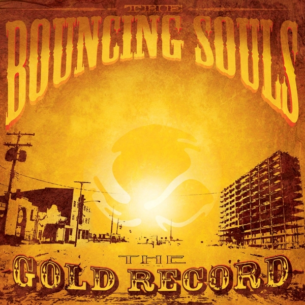 The Bouncing Souls The Gold Record Cover Art