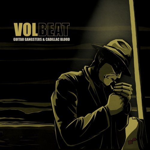 Volbeat Guitar Gangsters & Cadillac Blood cover art