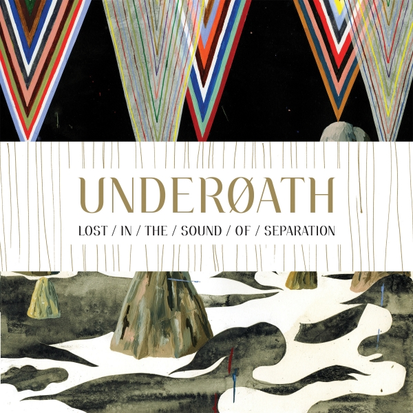 Underoath Lost in the Sound of Separation cover art