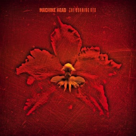 Machine Head The Burning Red cover art