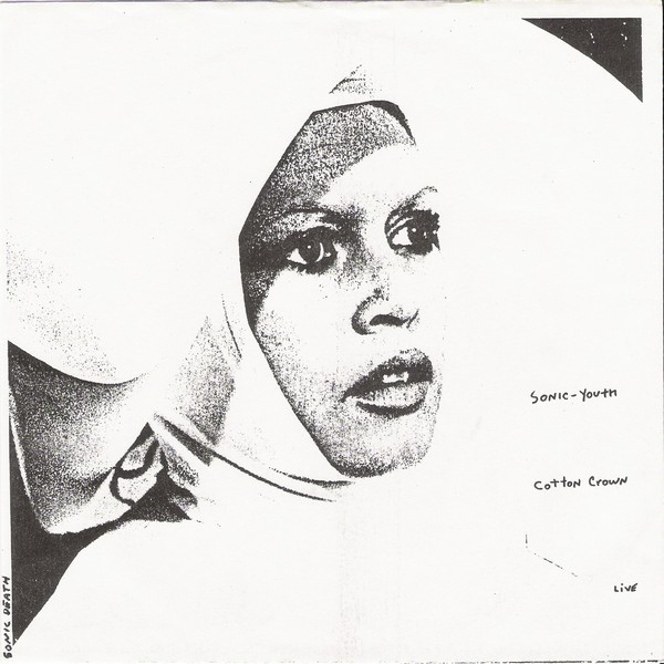 Sonic Youth Cotton Crown Cover Art