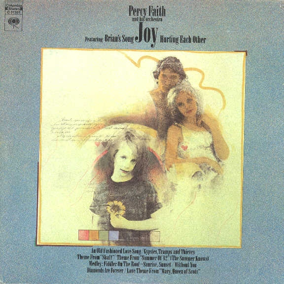 Percy Faith Orchestra Joy cover art