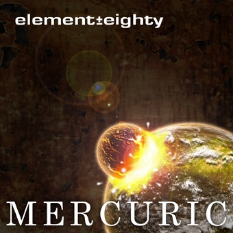 Element Eighty Mercuric Cover Art