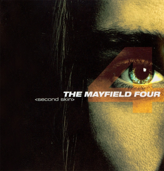 The Mayfield Four Second Skin cover art