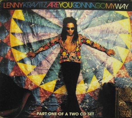 Lenny Kravitz Are You Gonna Go My Way Cover Art