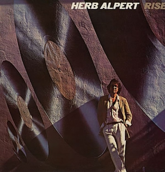 Herb Alpert Rise Cover Art
