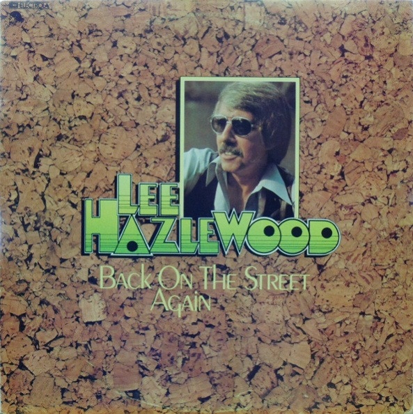 Lee Hazlewood Back on the Street Again cover art