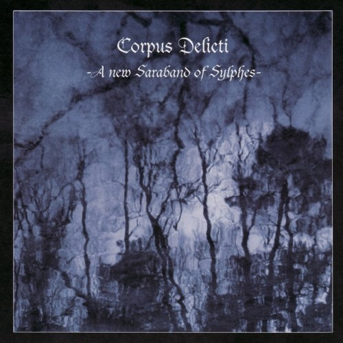 Corpus Delicti A New Saraband of Sylphes Cover Art