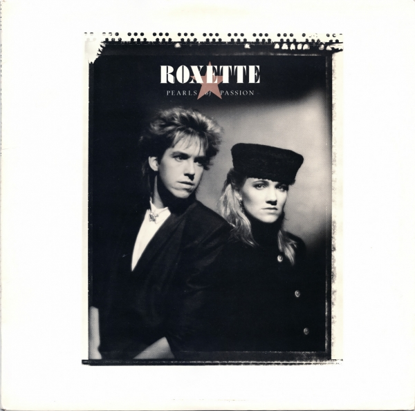 Roxette Pearls of Passion cover art