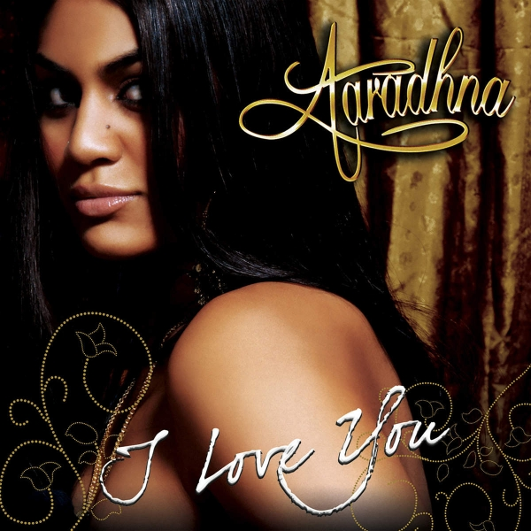 Aaradhna I Love You cover art