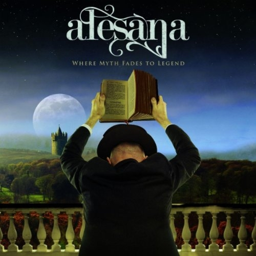 Alesana Where Myth Fades to Legend cover art