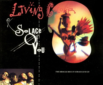 Living Colour Solace of You cover art