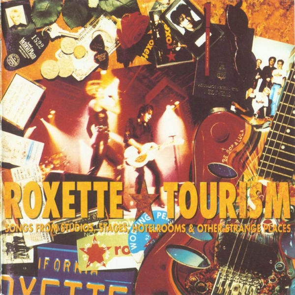 Roxette Tourism cover art