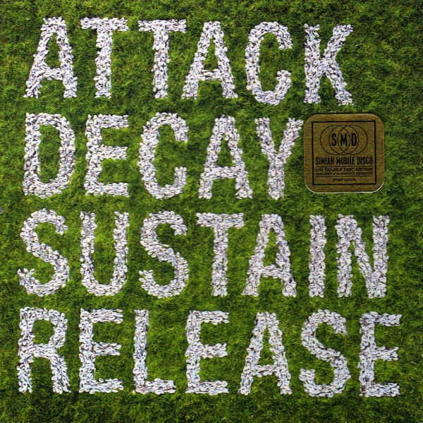 Simian Mobile Disco Attack Decay Sustain Release cover art