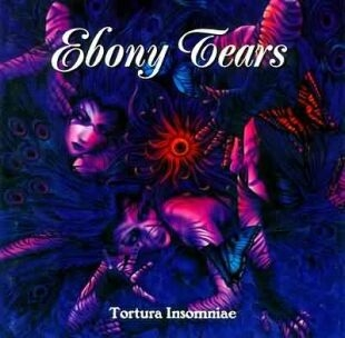 Ebony Tears Tortura Insomniae Cover Art
