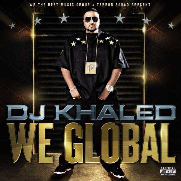DJ Khaled We Global Cover Art