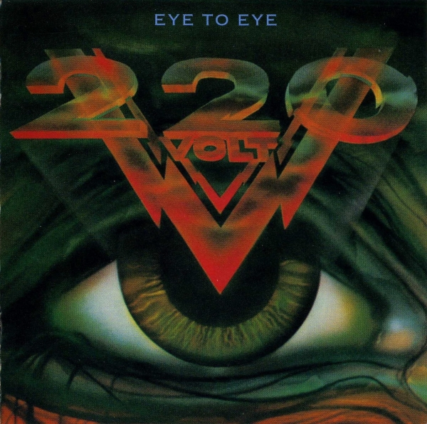 220 Volt Eye to Eye cover art