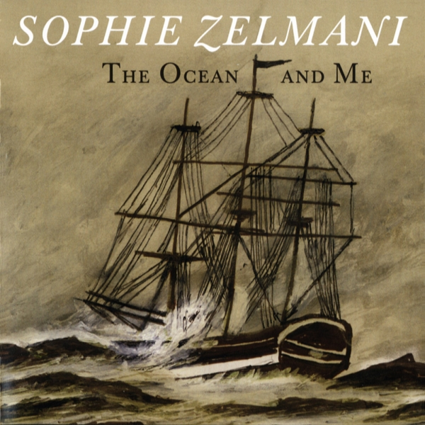 Sophie Zelmani The Ocean and Me Cover Art