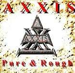 Axxis Pure & Rough cover art