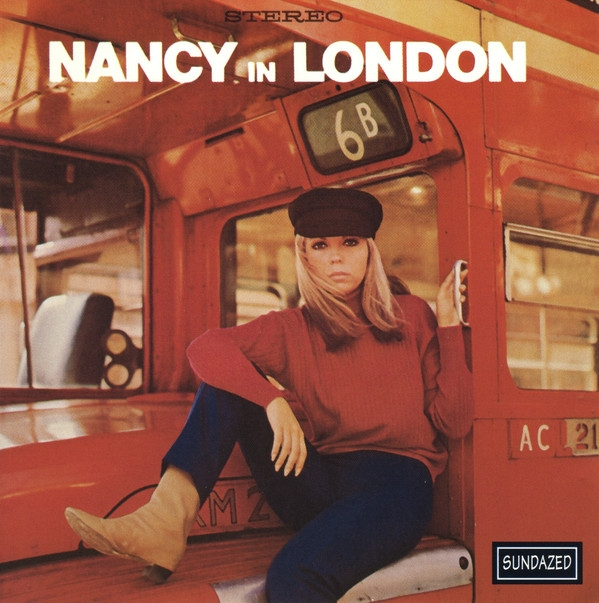 Nancy Sinatra Nancy in London cover art