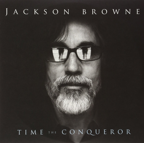 Jackson Browne Time the Conqueror cover art
