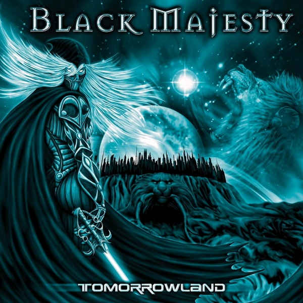Black Majesty Tomorrowland cover art