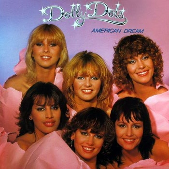 Dolly Dots American Dream cover art