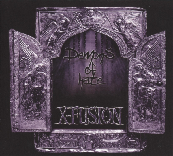 X-Fusion Demons of Hate cover art