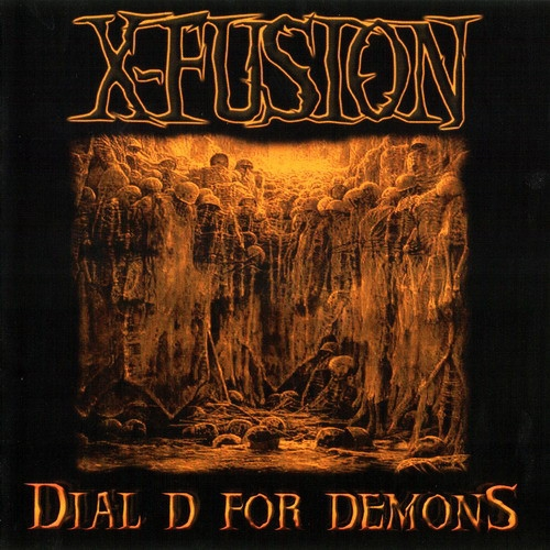 X-Fusion Dial D for Demons cover art