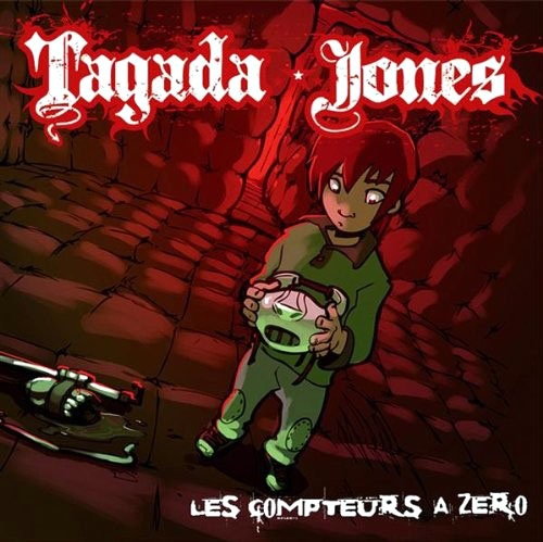 Tagada Jones Les Compteurs à zéro cover art