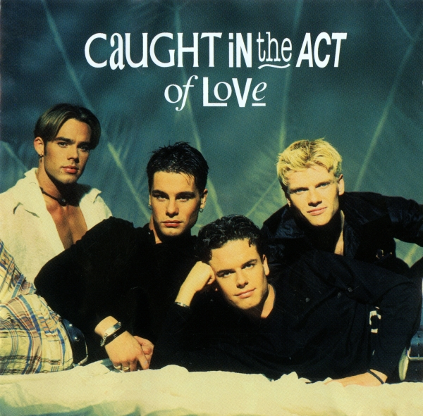 Caught in the Act Caught in the Act of Love cover art