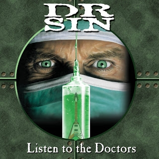 Dr. Sin Listen to the Doctors cover art