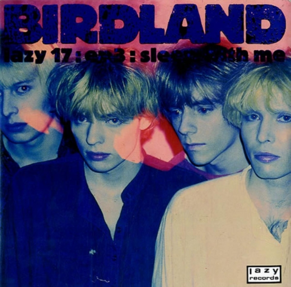Birdland Sleep With Me Cover Art