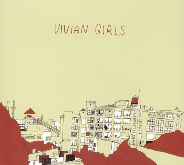 Vivian Girls Vivian Girls cover art