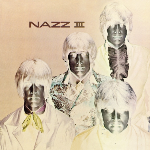 Nazz Nazz III Cover Art