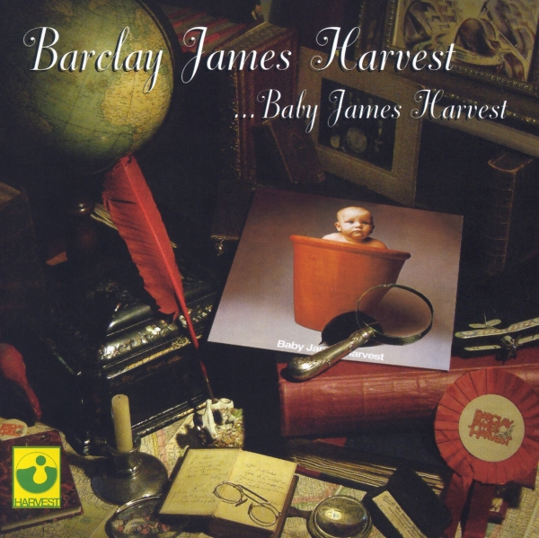 Barclay James Harvest Baby James Harvest cover art