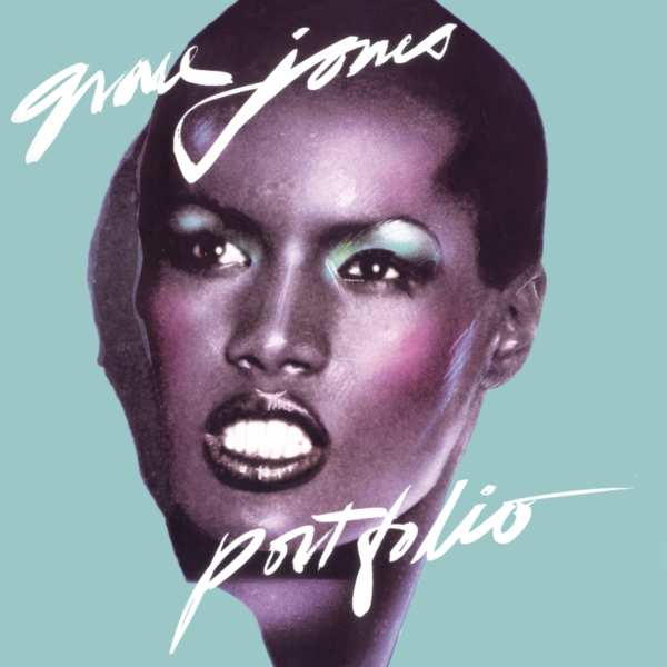 Grace Jones Portfolio cover art