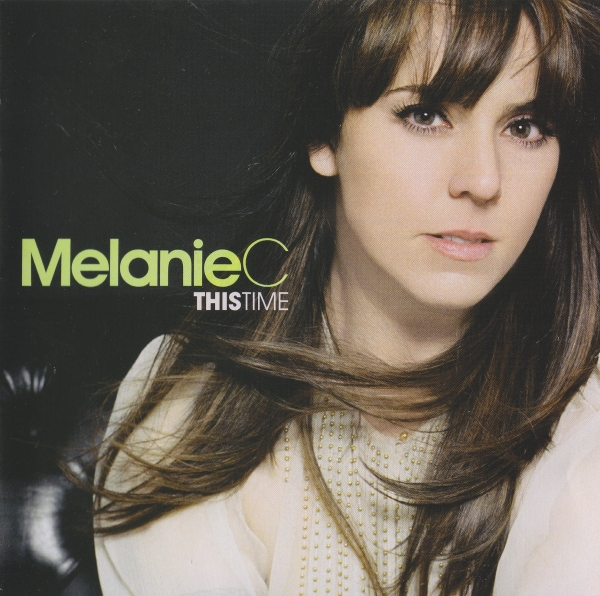 Melanie C This Time Cover Art