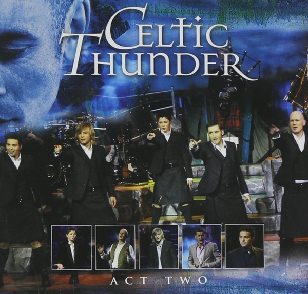 Celtic Thunder Act Two cover art