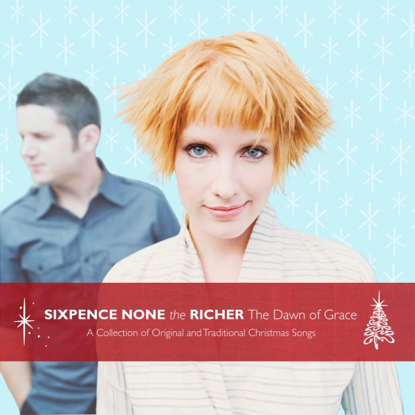 Sixpence None the Richer The Dawn of Grace cover art
