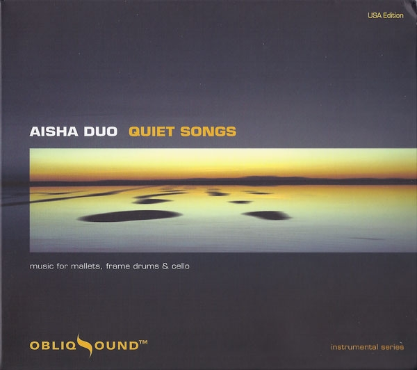Aisha Duo Quiet Songs cover art