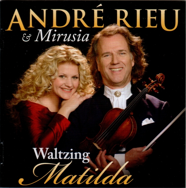 Mirusia Waltzing Matilda cover art