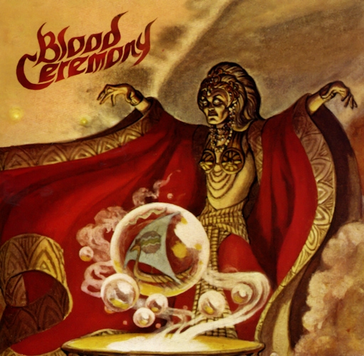 Blood Ceremony Blood Ceremony Cover Art