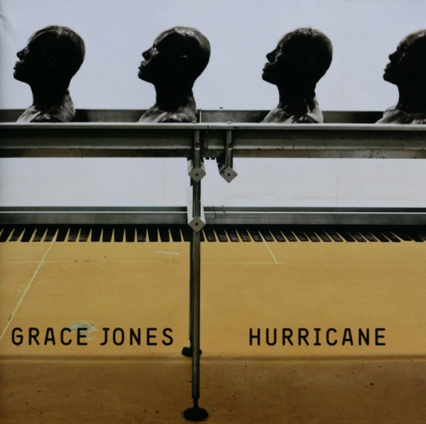 Grace Jones Hurricane cover art