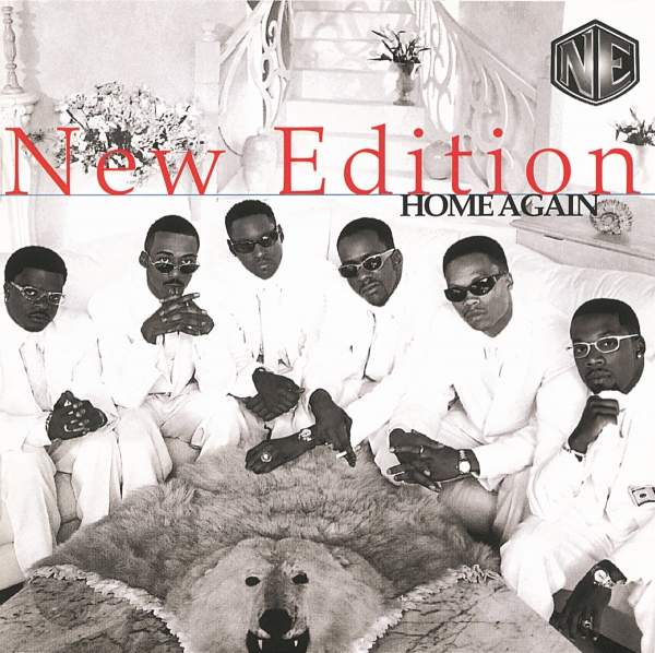 New Edition Home Again Cover Art