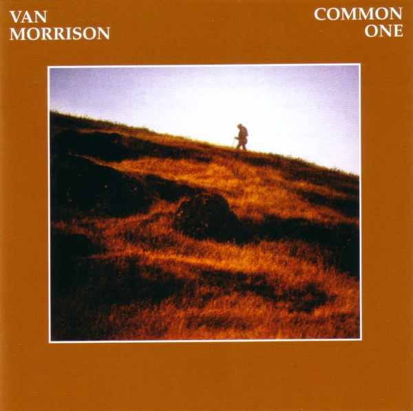 Van Morrison Common One cover art