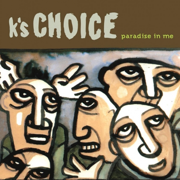 K's Choice Paradise in Me cover art